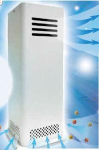 卓上型空気除菌装置「アイギスステラ」
